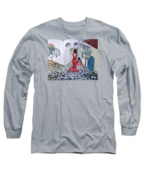 Spanish Style 2 Long Sleeve T-Shirt