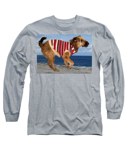 Long Sleeve T-Shirt featuring the photograph Sparky by Al Bourassa