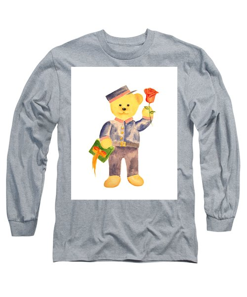Special Delivery Long Sleeve T-Shirt