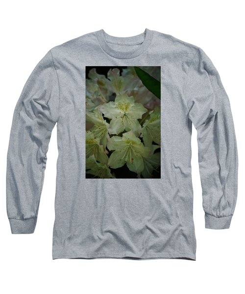 Long Sleeve T-Shirt featuring the photograph Speckled In Gold by Ramona Whiteaker