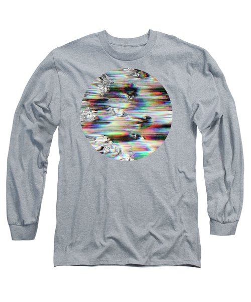 Spectral Wind Erosion  Long Sleeve T-Shirt