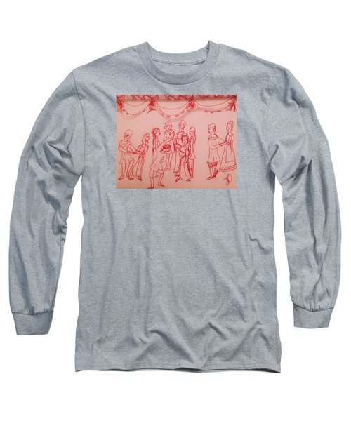 Spellbinding Dance Of Joy Long Sleeve T-Shirt