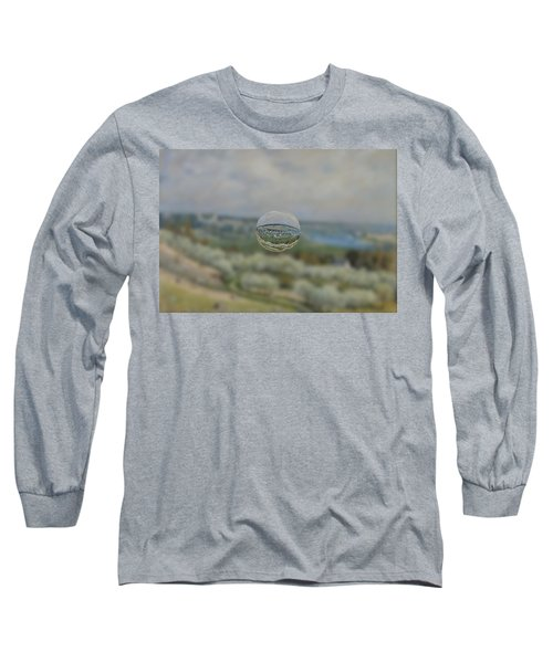 Sphere 24 Sisley Long Sleeve T-Shirt by David Bridburg