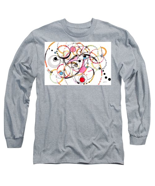 Spheres Of Influence Long Sleeve T-Shirt