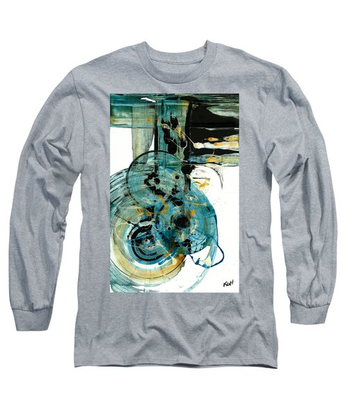Spherical Joy Series 210.012011 Long Sleeve T-Shirt by Kris Haas