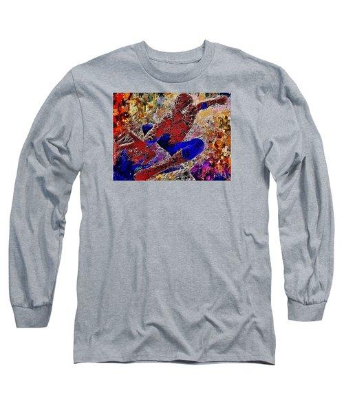Spiderman 2 Long Sleeve T-Shirt