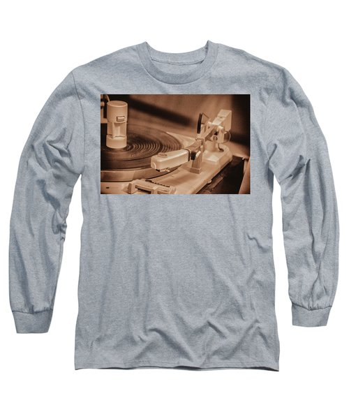 Spin Long Sleeve T-Shirt by Pamela Williams