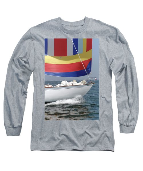 Spinnaker Run Long Sleeve T-Shirt