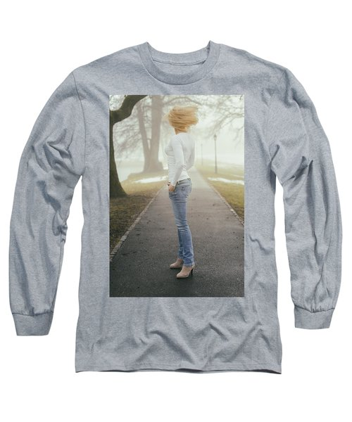 Spinning Long Sleeve T-Shirt