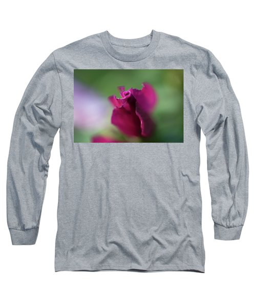 Spinning With Rose Long Sleeve T-Shirt