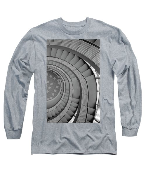 Spiraling Down  Long Sleeve T-Shirt by Tara Lynn