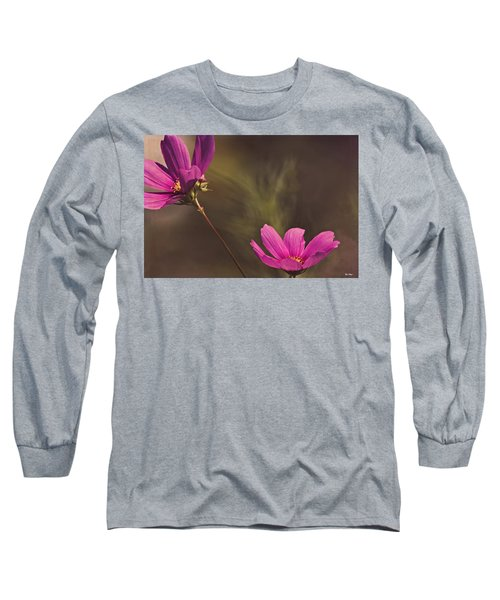 Spirit Among The Flowers Long Sleeve T-Shirt