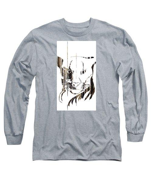 Spirit Animal . Cougar Long Sleeve T-Shirt