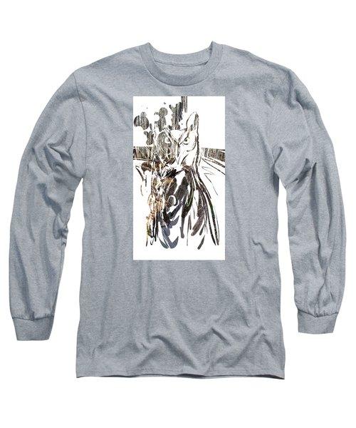 Spirit Animal . Owl Long Sleeve T-Shirt
