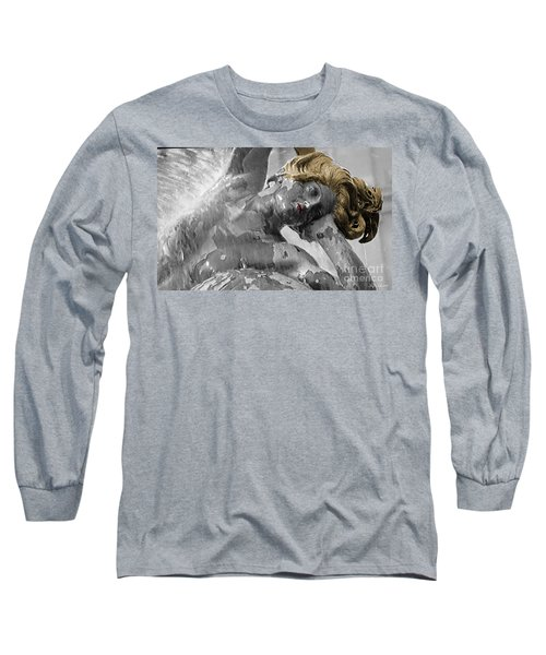 Long Sleeve T-Shirt featuring the photograph Spirit Of Water by Lyric Lucas