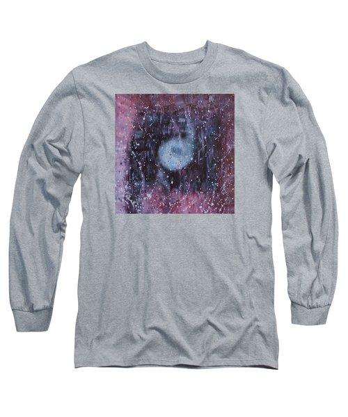 Spiritual Destination Long Sleeve T-Shirt by Min Zou