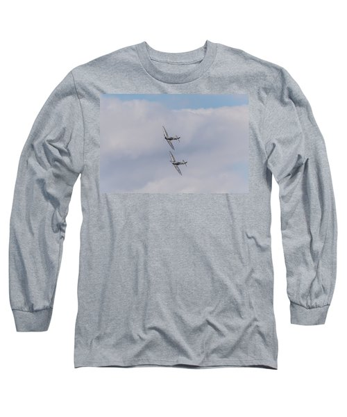 Spitfire Formation Pair Long Sleeve T-Shirt