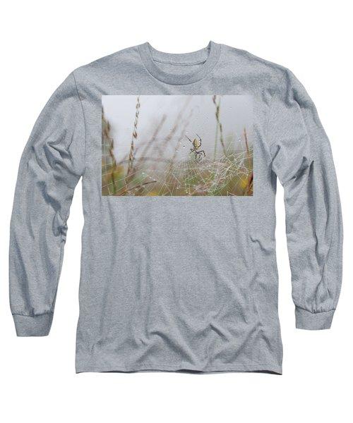 Long Sleeve T-Shirt featuring the photograph Spl-4 by Ellen Lentsch