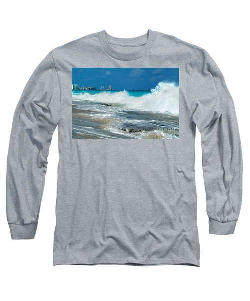 Splash Down Long Sleeve T-Shirt