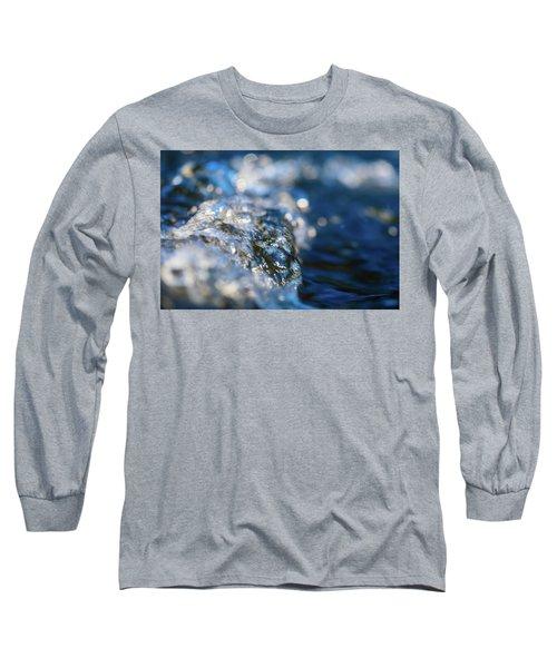 Splash Three Long Sleeve T-Shirt