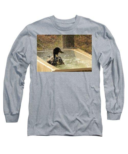 Splish Splash Long Sleeve T-Shirt