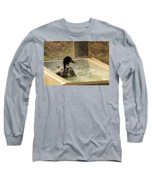 Splish Splash Long Sleeve T-Shirt