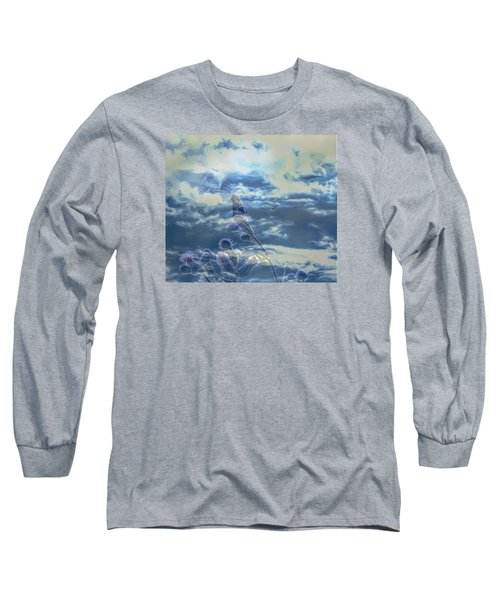 Long Sleeve T-Shirt featuring the photograph Spooky by Leif Sohlman