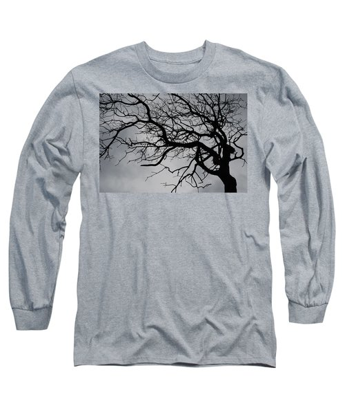 Spooky Tree Long Sleeve T-Shirt