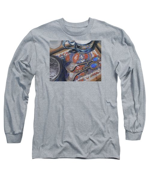 Spoons And More Long Sleeve T-Shirt