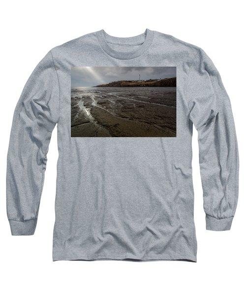 Spotlight On Iceland Long Sleeve T-Shirt