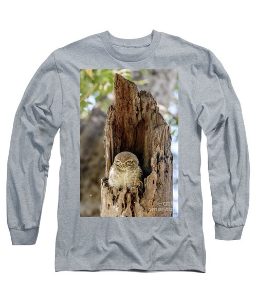Spotted Owlet Long Sleeve T-Shirt
