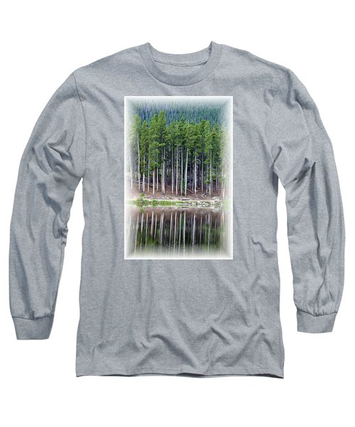 Sprague Lake 03 Long Sleeve T-Shirt