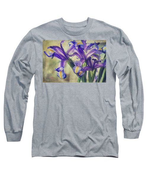 Long Sleeve T-Shirt featuring the photograph Spread Love by Laurie Search