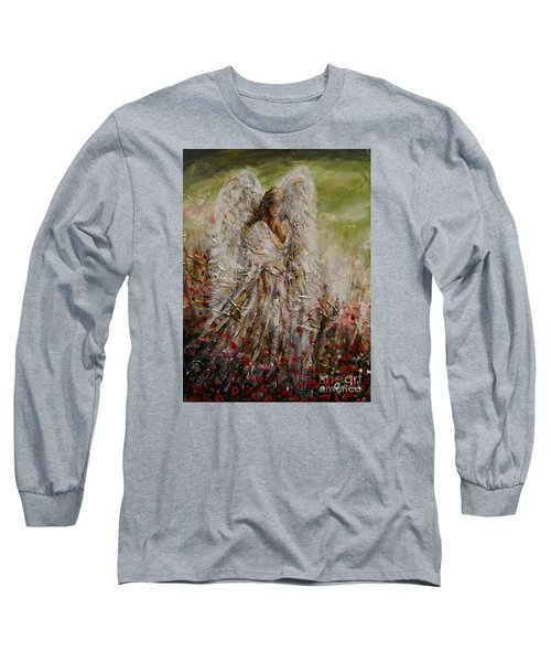 Spring Angel Long Sleeve T-Shirt