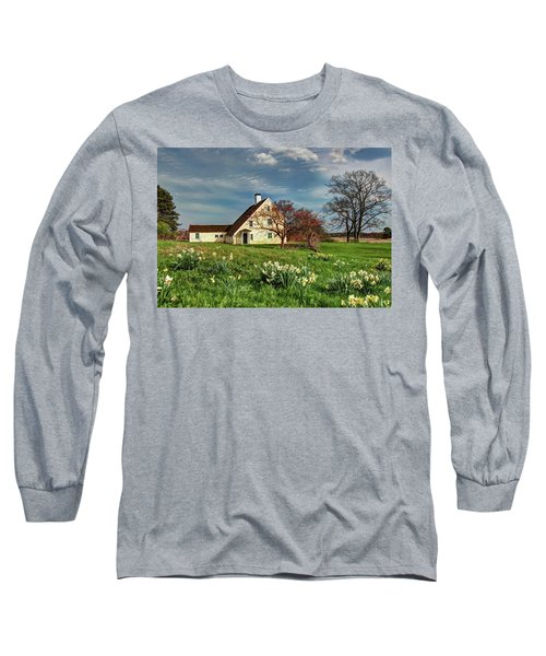 Spring At The Paine House Long Sleeve T-Shirt
