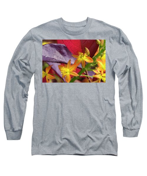 Long Sleeve T-Shirt featuring the photograph Spring Blossoms 2 by Stephen Anderson