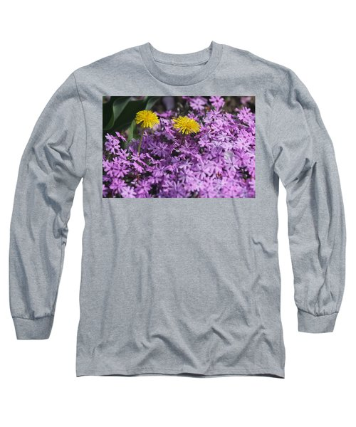 Long Sleeve T-Shirt featuring the photograph Spring Carousel by Vadim Levin