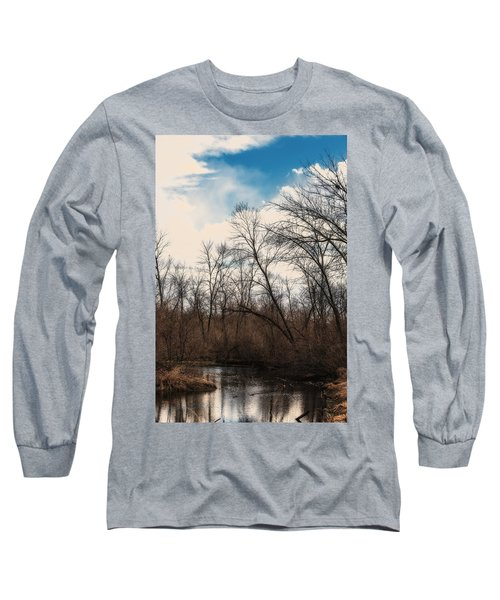 Spring Day Long Sleeve T-Shirt by Edward Peterson