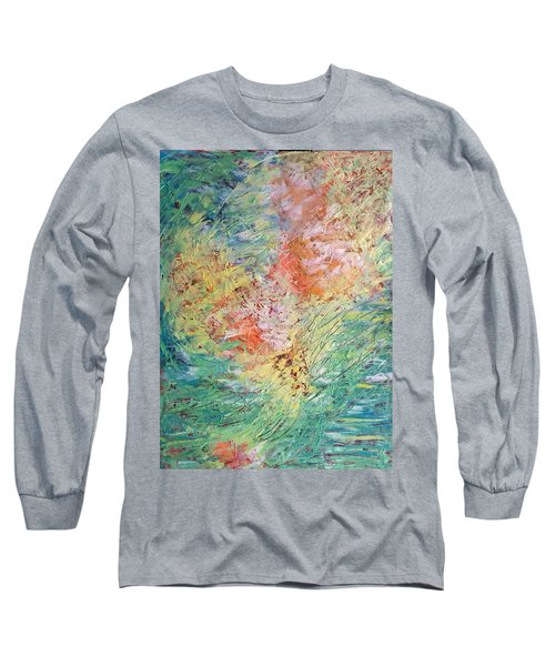 Spring Ecstasy Long Sleeve T-Shirt