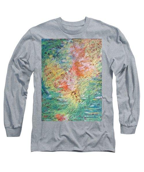 Spring Ecstasy Long Sleeve T-Shirt