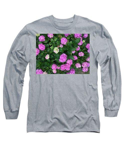 Spring Explosion Long Sleeve T-Shirt