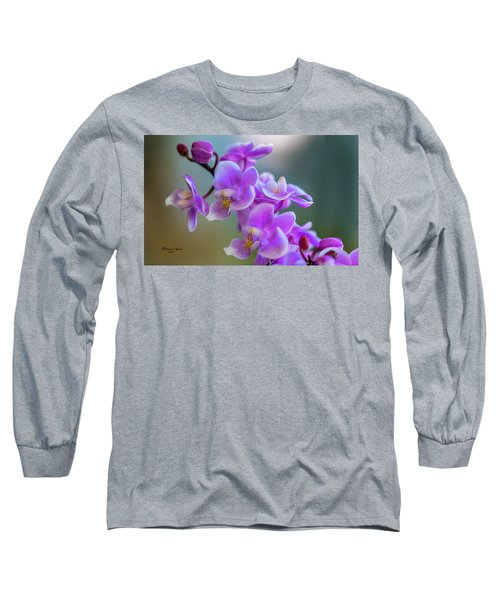 Long Sleeve T-Shirt featuring the photograph Spring For You by Marvin Spates