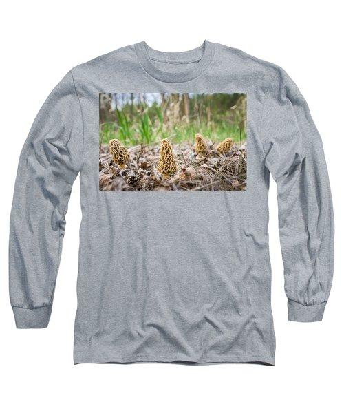 Spring Gathering Long Sleeve T-Shirt