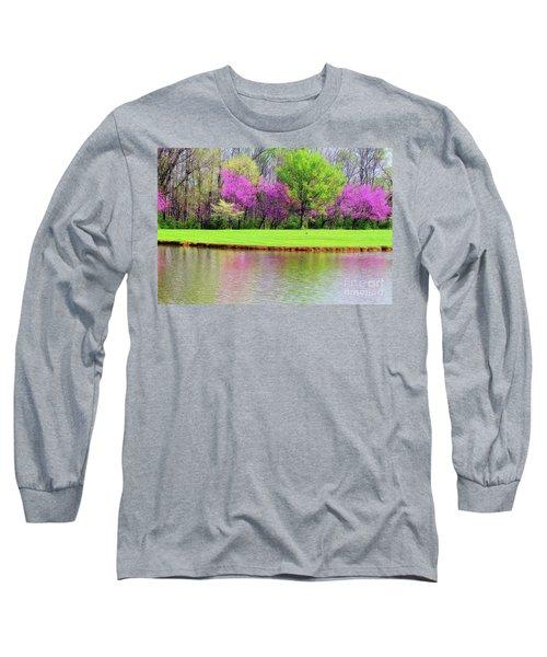 Spring Long Sleeve T-Shirt by Geraldine DeBoer