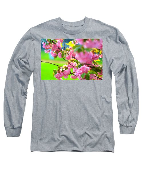 Spring Glory Long Sleeve T-Shirt
