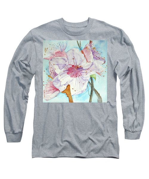 Spring Long Sleeve T-Shirt by Jasna Dragun