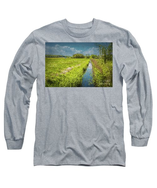 Spring Meadows Long Sleeve T-Shirt