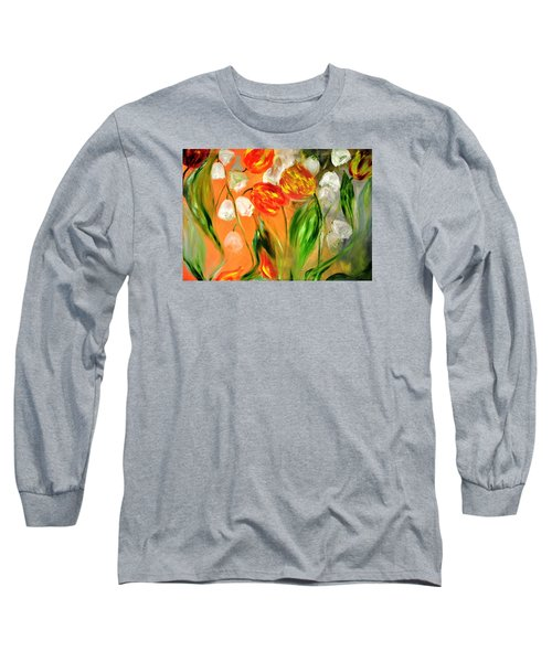 Spring Mood Long Sleeve T-Shirt
