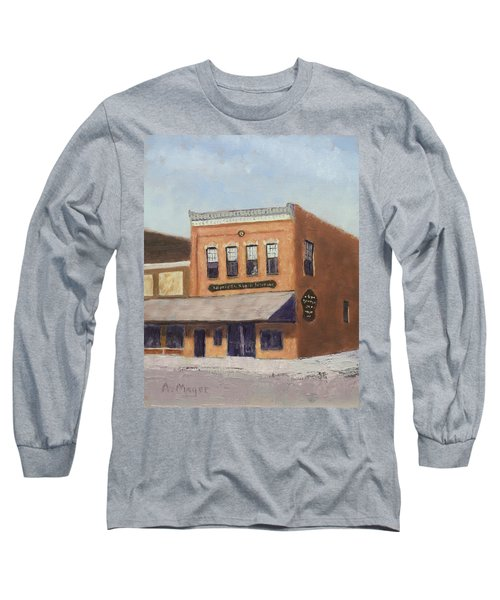 Spring Morning Downtown Long Sleeve T-Shirt