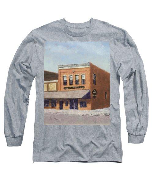 Spring Morning Downtown Long Sleeve T-Shirt